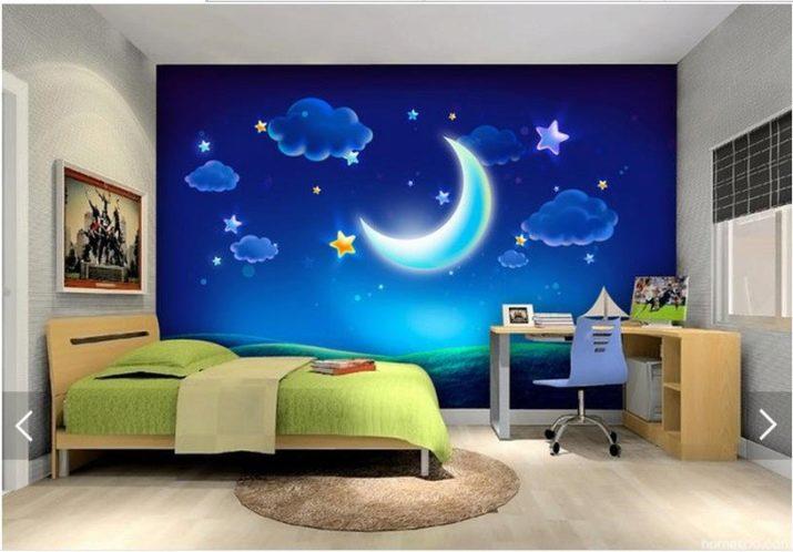 Wallpaper Di Dalam Bilik Tidur