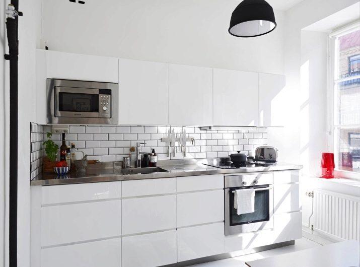 Białe Kafelki W Kuchni Besttabletsforkidsorg