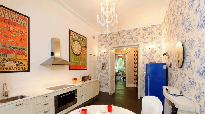 Hiasan Dinding Di Dapur Dengan Tangan Mereka Sendiri