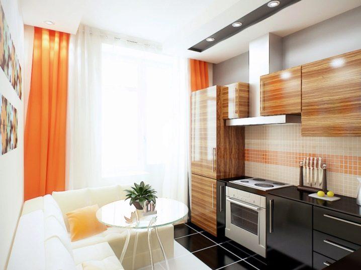 Projekt Kuchnia Salon O Powierzchni 20 Metrów Kwadratowych