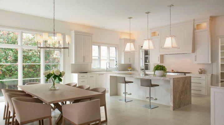 Reka Bentuk Bilik Dapur Ruang Makan