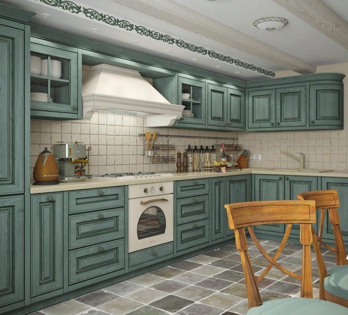 Fartuch W Kuchni W Stylu Provence Besttabletsforkidsorg