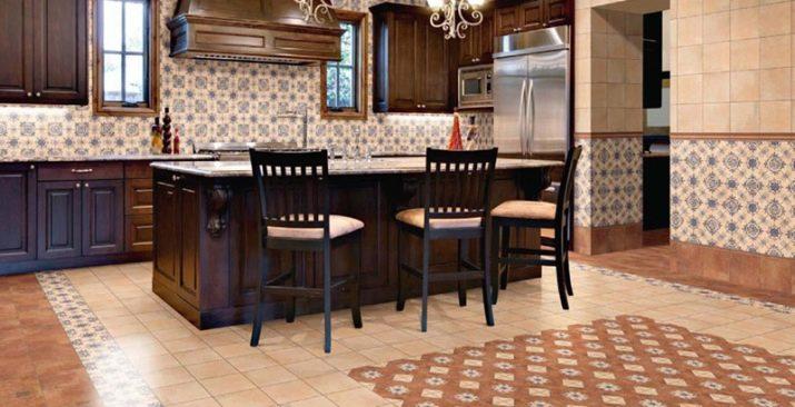 Jubin Lantai Untuk Dapur