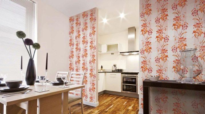 Bagaimana Untuk Memilih Kertas Dinding Dapur