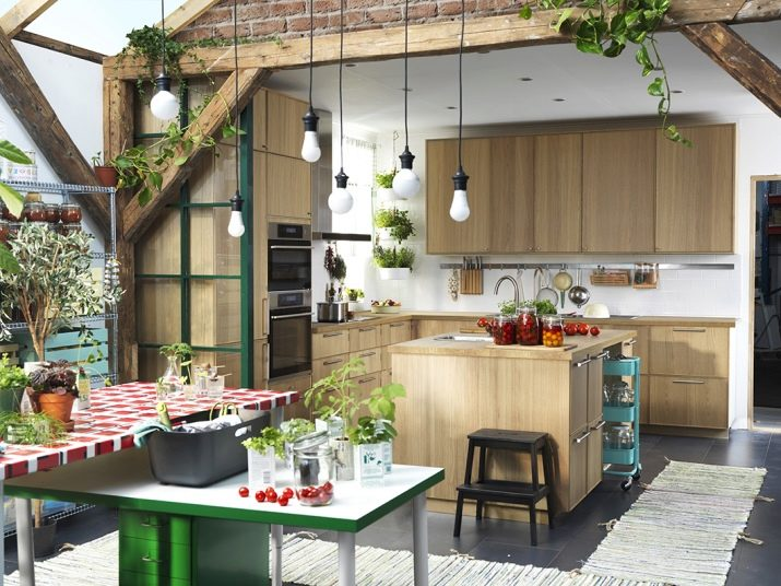 Perabot Dapur Ikea Meja Dan Kerusi