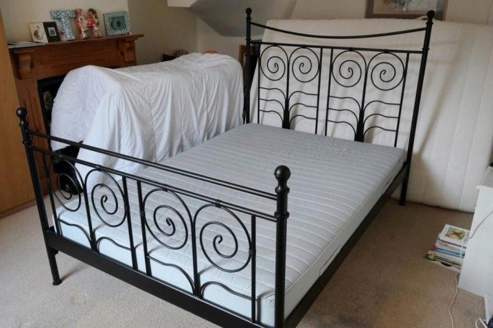 łóżka Metalowe Ikea Besttabletsforkidsorg