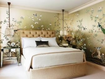 Wallpaper Untuk Bilik Tidur Kecil Desainrumahid Com