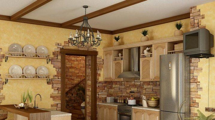 Hiasan Dinding Di Dapur