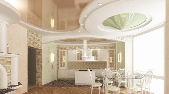 Ruang Tamu Siling Dapur