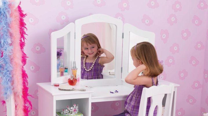 Toaletka Z Lustrem Dla Dziewczynki Besttabletsforkidsorg